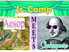 aesop meets shakepear